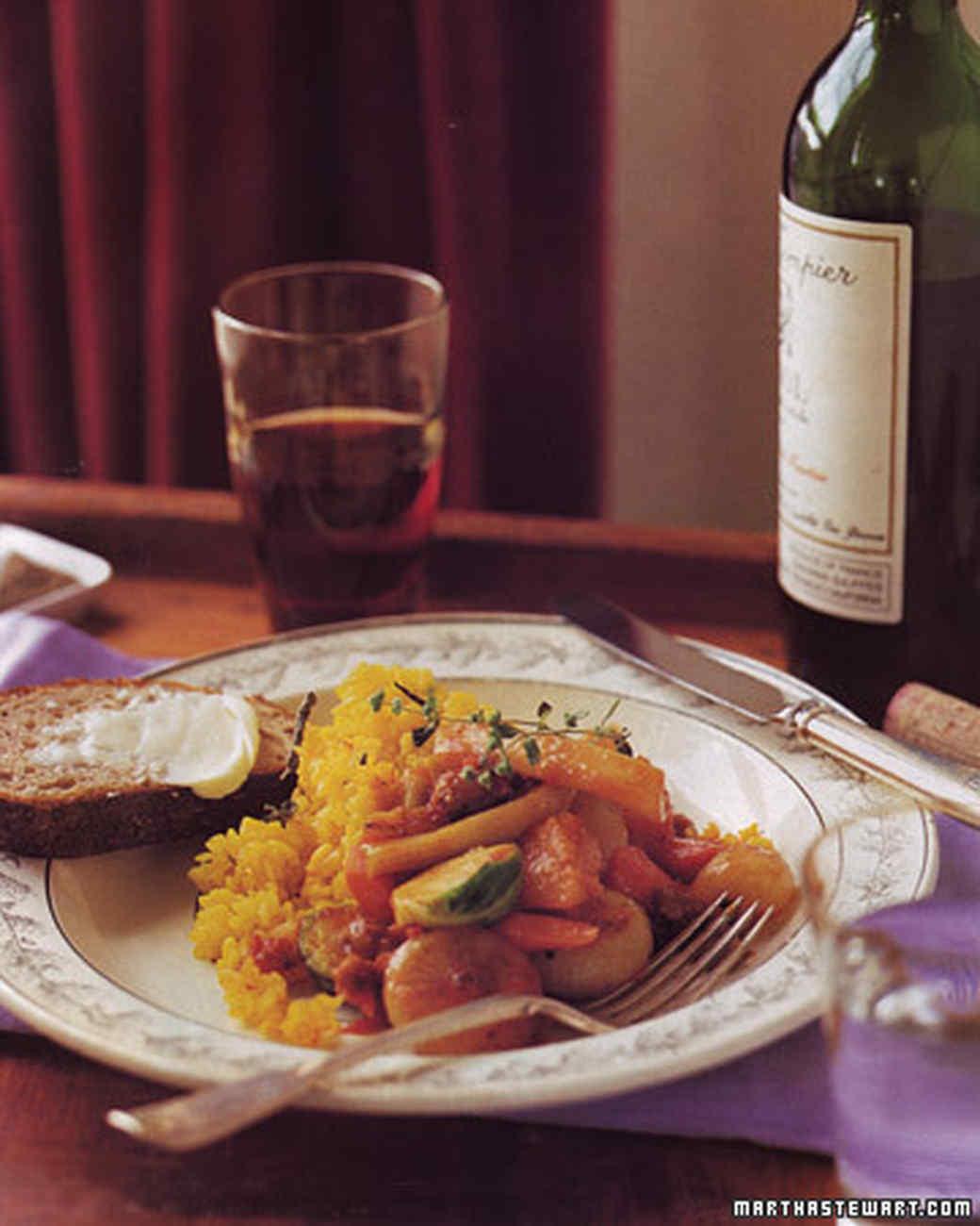 Fall Menu Ideas Dinner Party Part - 34: Martha Stewart