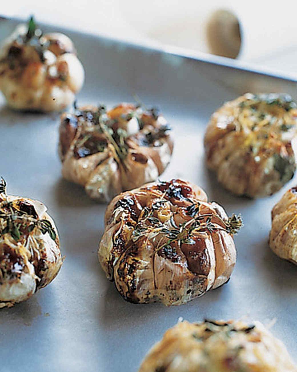 Roasted Garlic, Sage, and Sausage Stuffing