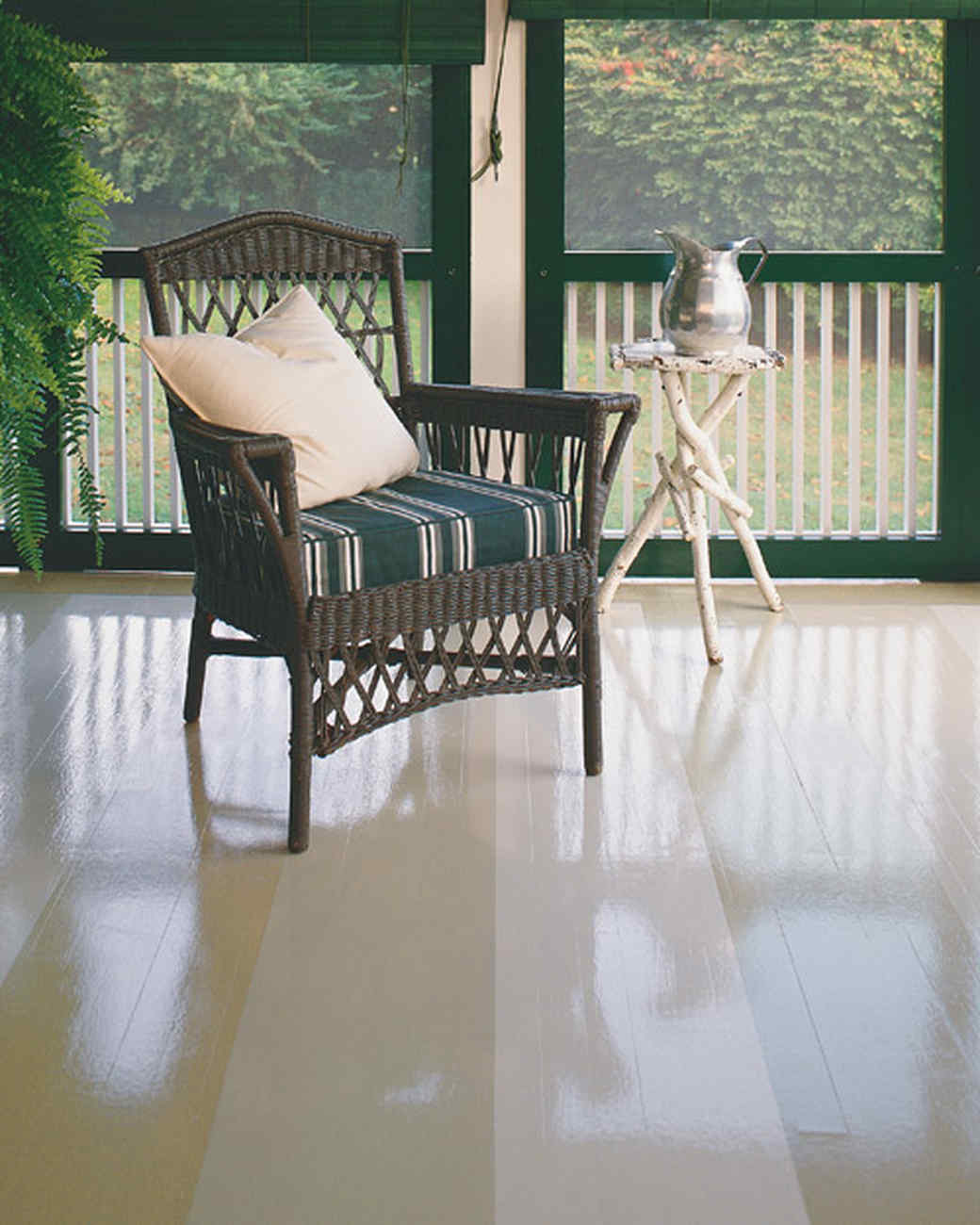 Design Floor Painting Ideas 5 fresh ways to paint your floors martha stewart