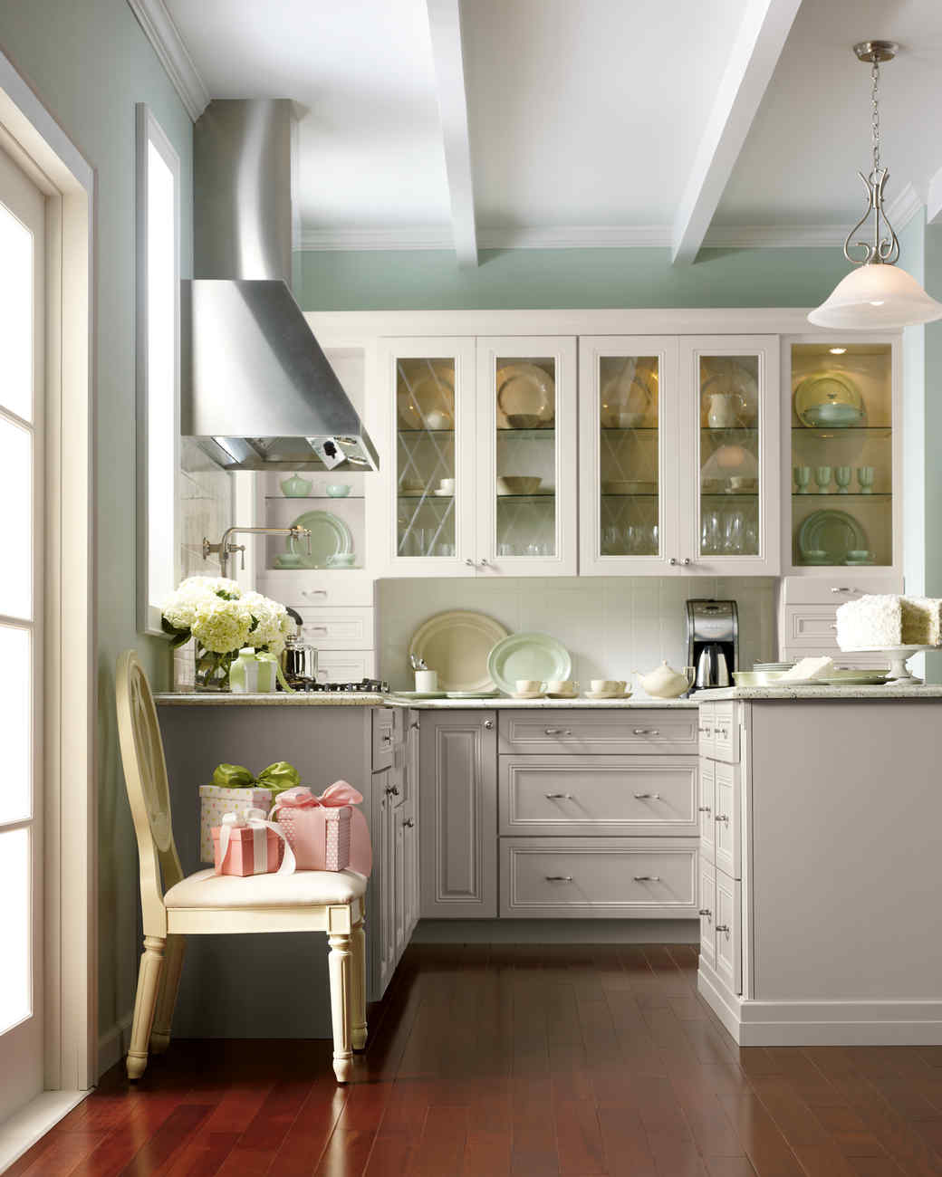 Martha Stewart Living Kitchen Designs From The Home Depot | Martha Stewart