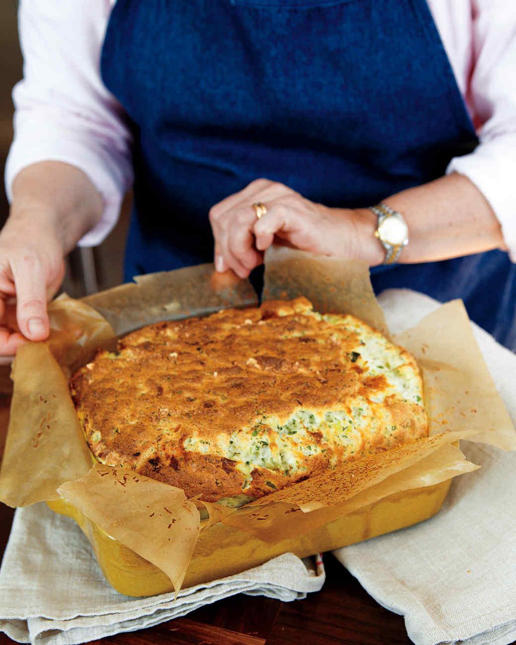 cheese souffle casserole