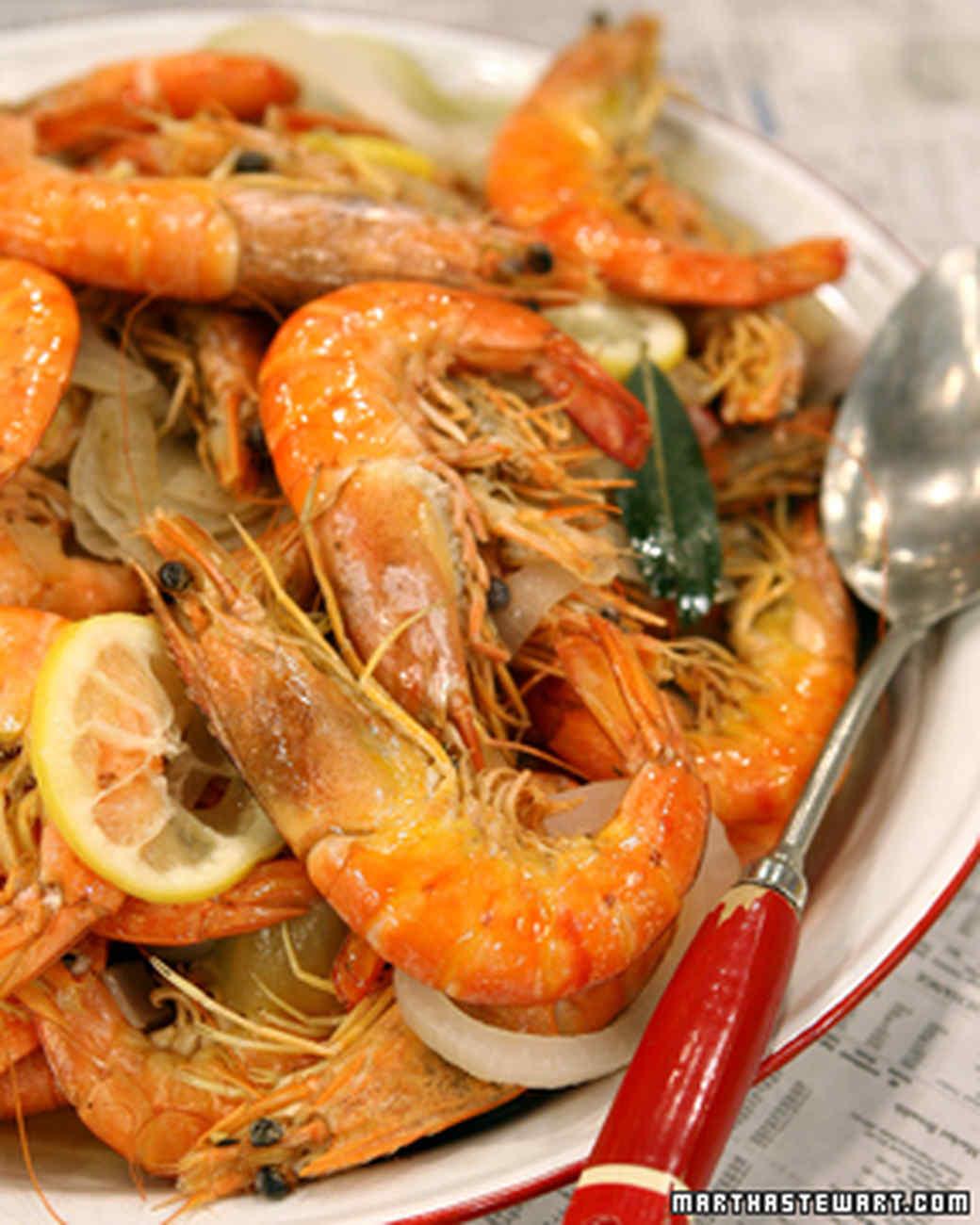 shrimp recipes for any occasion