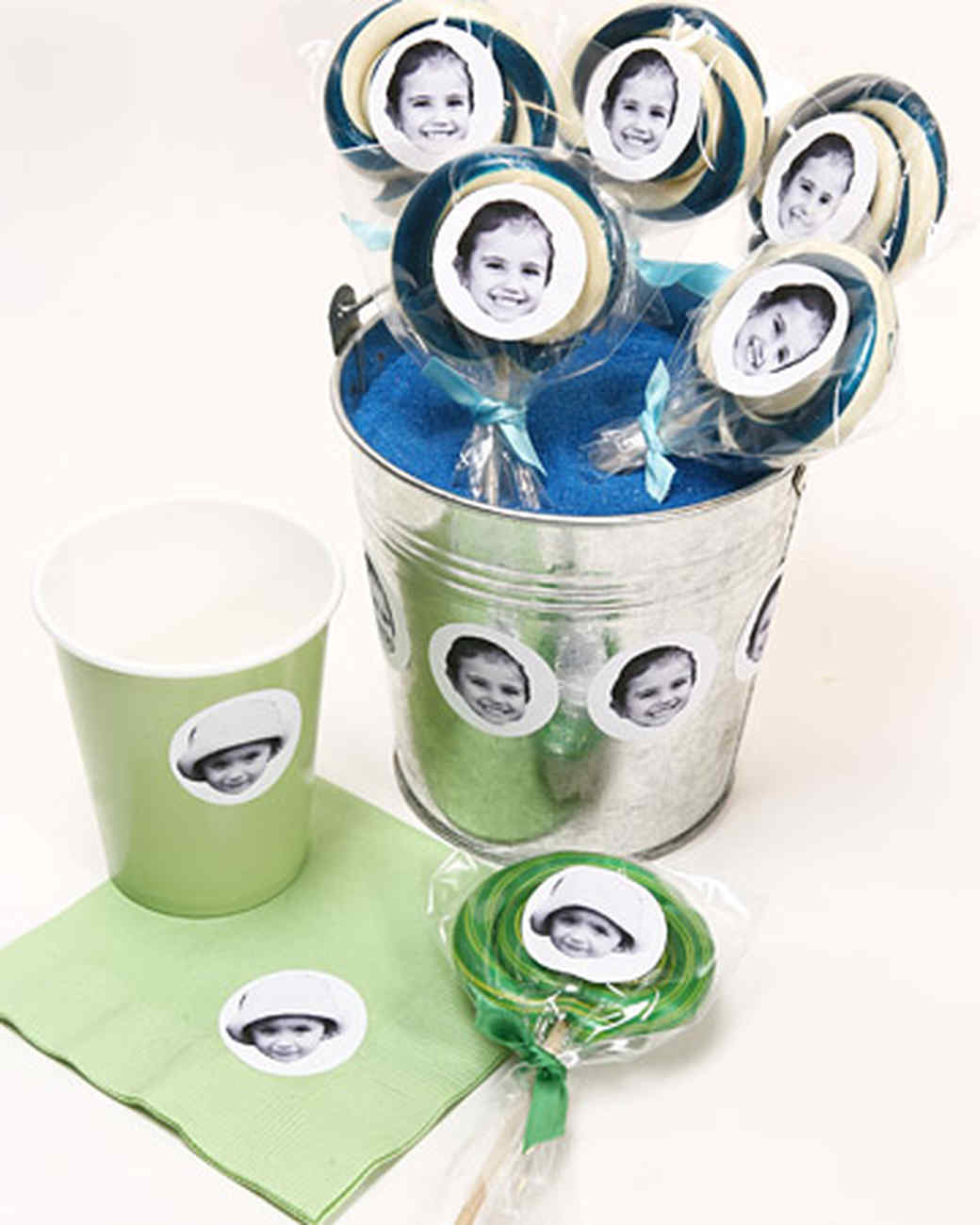 Handmade Party Favors