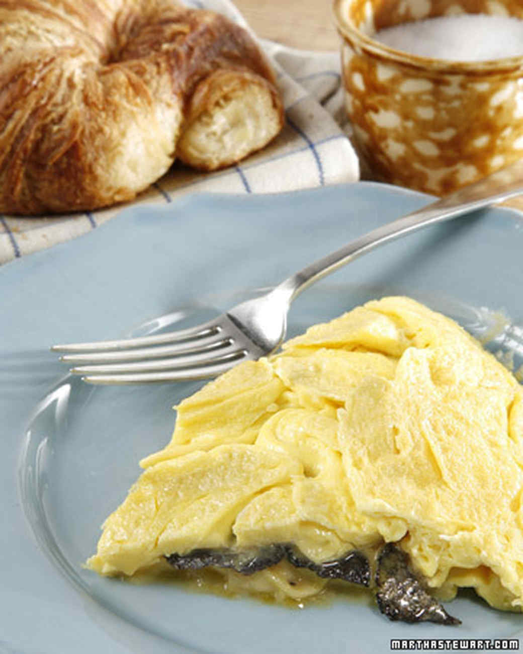 Truffle Omelet