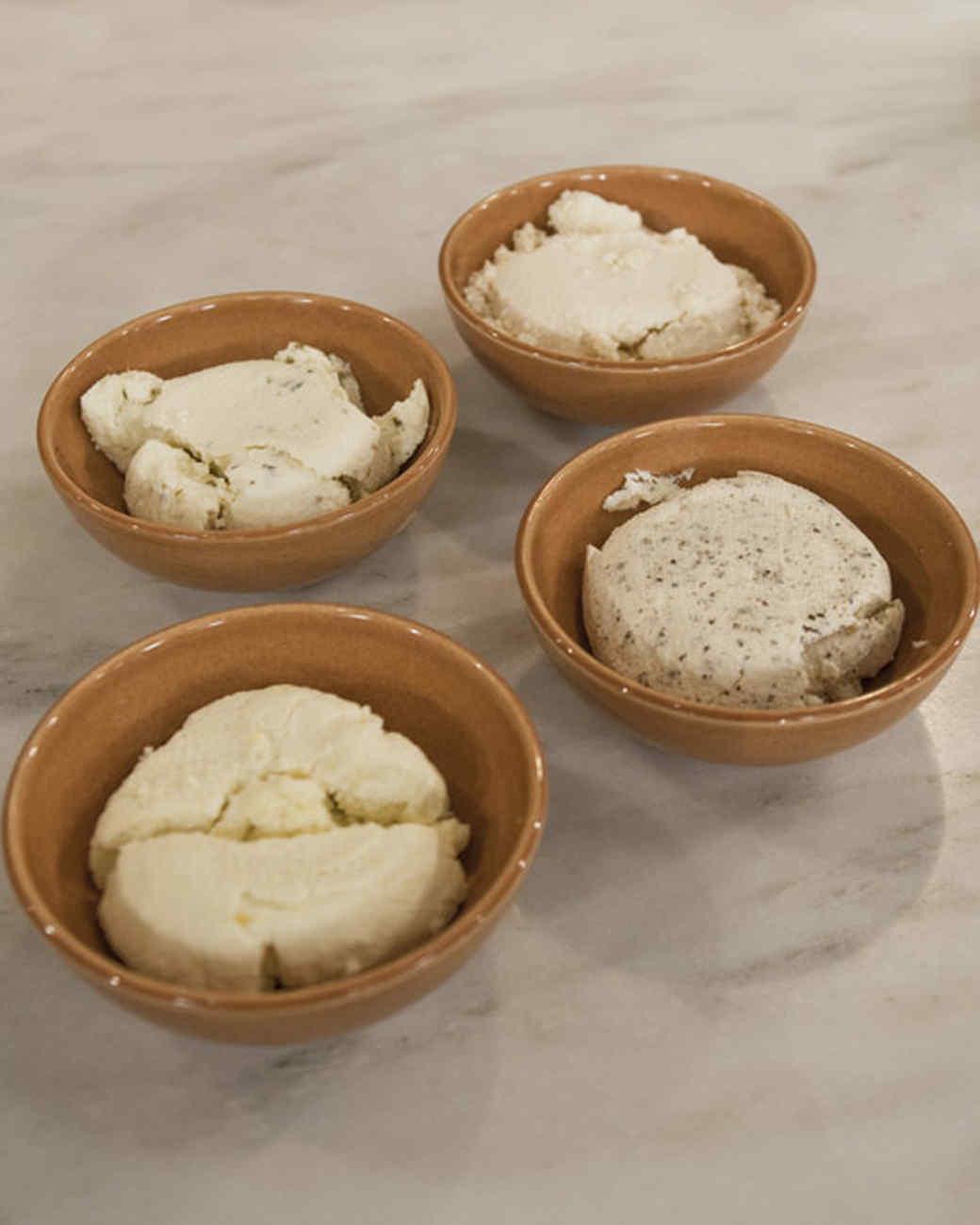 Vanilla Buttermilk Fresh Cheese