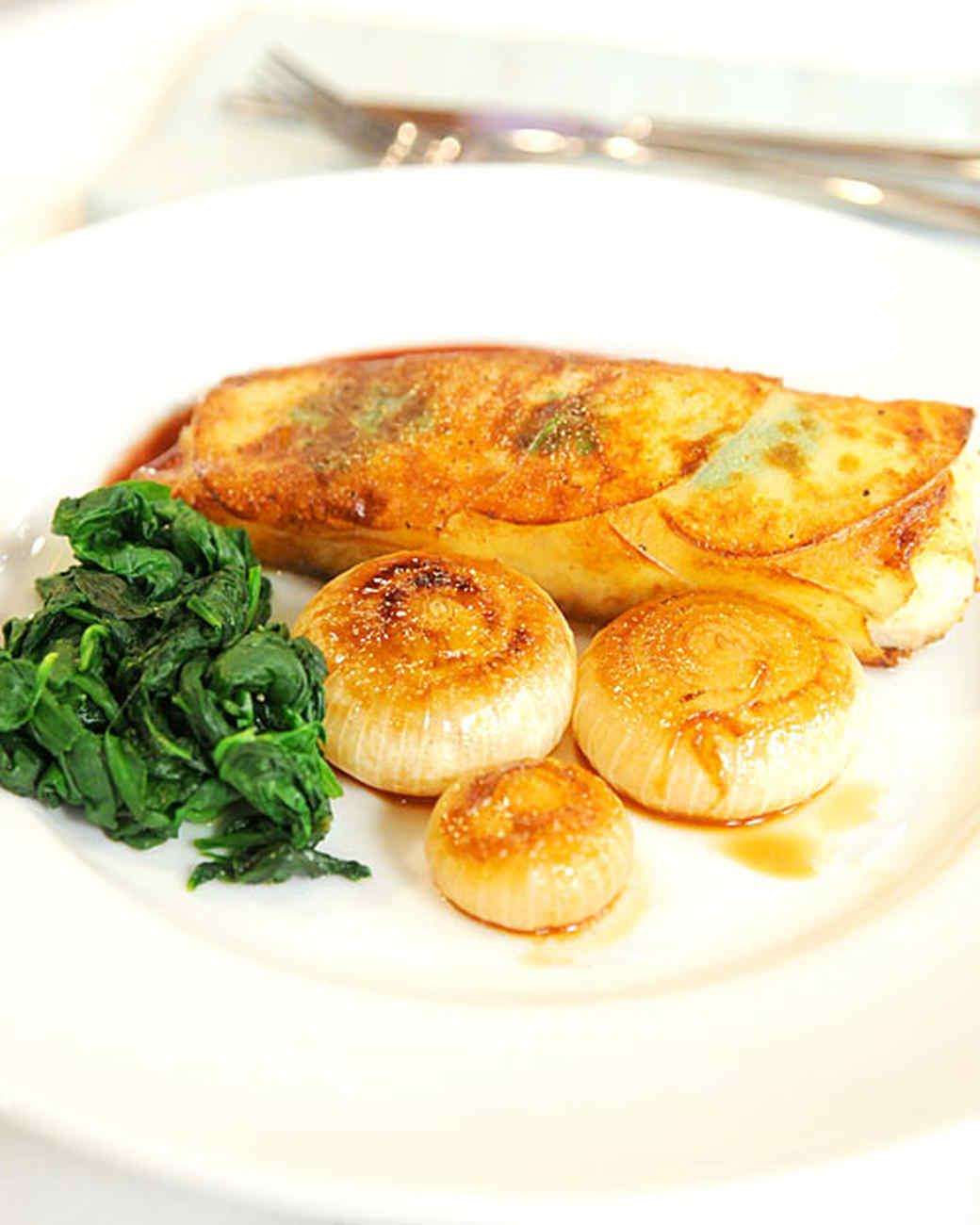 Balsamic-Glazed Cipollini Onions