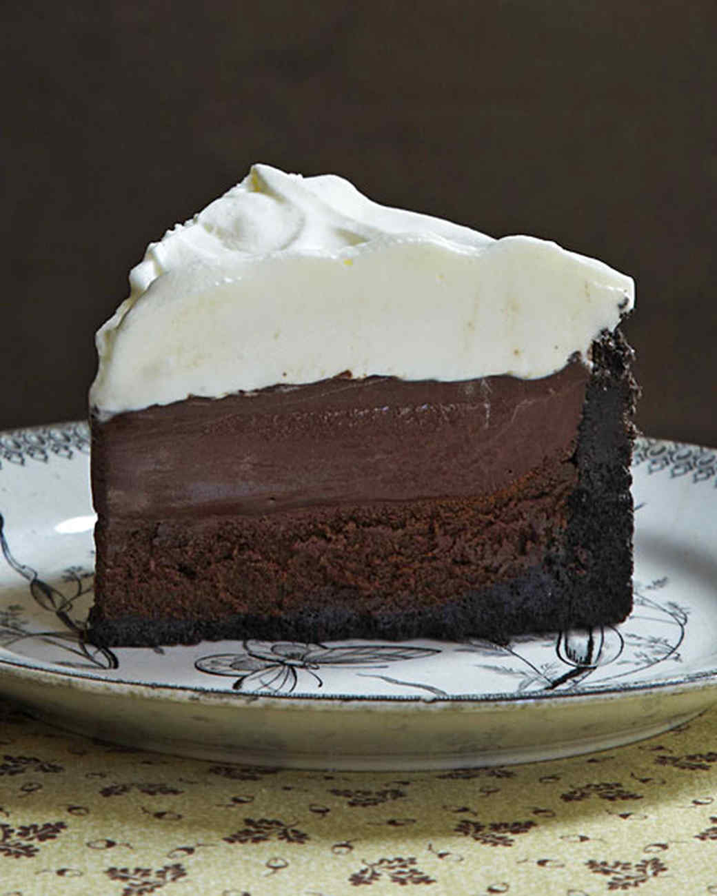 Mississippi Mud Pie (aka Muddy Mississippi Cake) Recipe ...