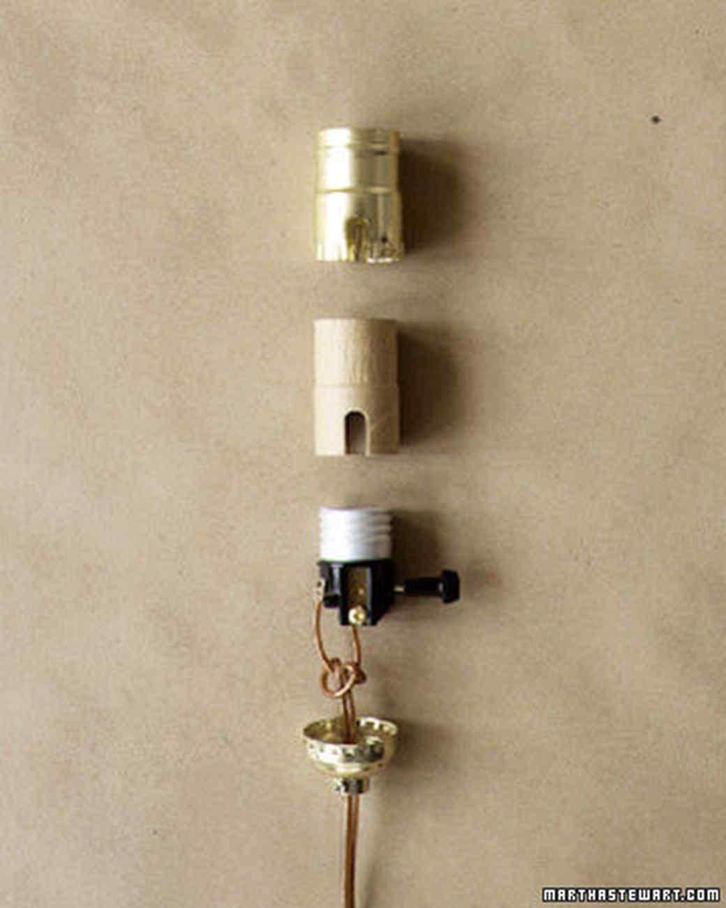 rewiring a lamp martha stewart rh marthastewart com rewiring a lamp diagram rewiring a lamp plug