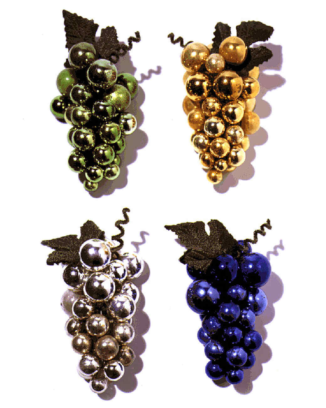 Grape Ornaments