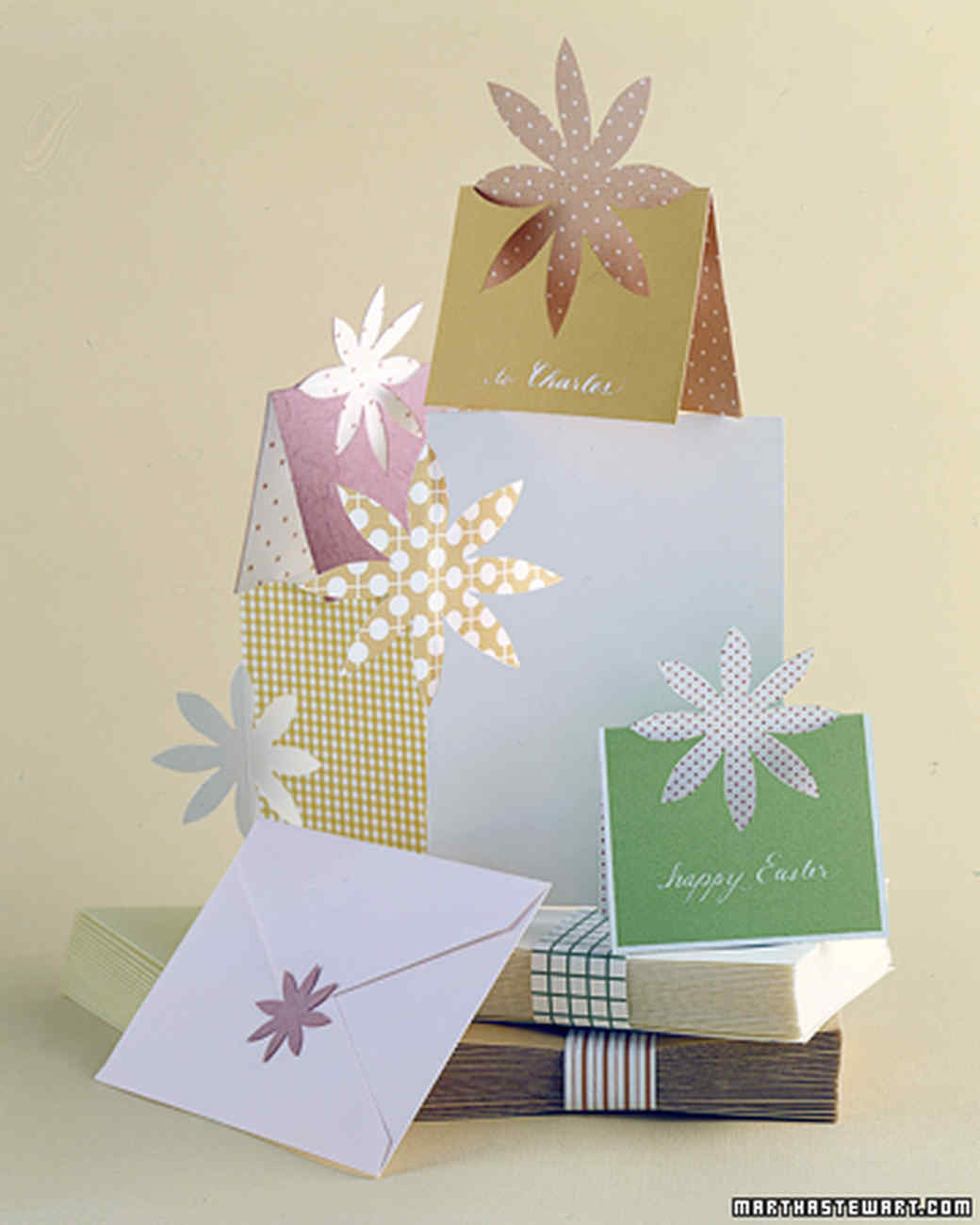36 Paper Crafts Anyone Can Make Martha Stewart