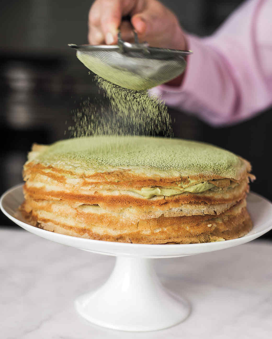 Crepe Cake Pointers & Tips from Martha