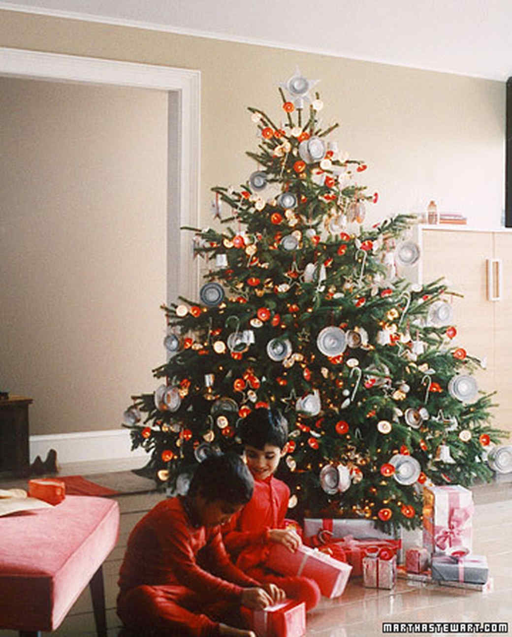 Christmas Tree Ideas for Kids | Martha Stewart