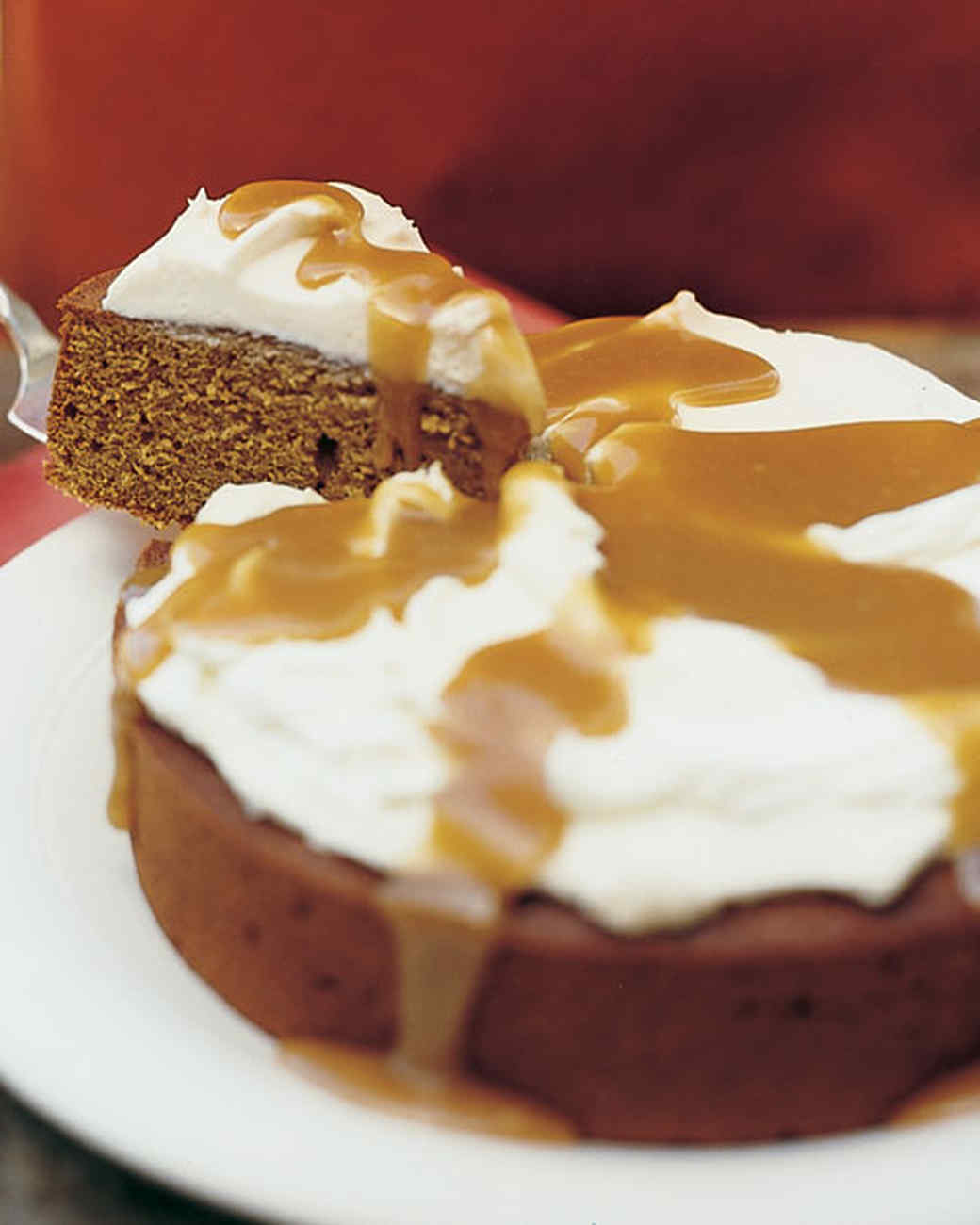 Molasses Spice Cake