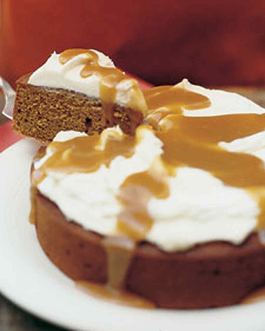 Martha Stewart Pumpkin Spice Cake With Cream Cheese Frosting Recipe