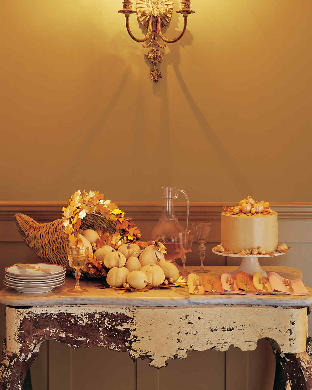 30 Fall Decor Crafts to Feel Warm and Cozy at Home | Martha Stewart