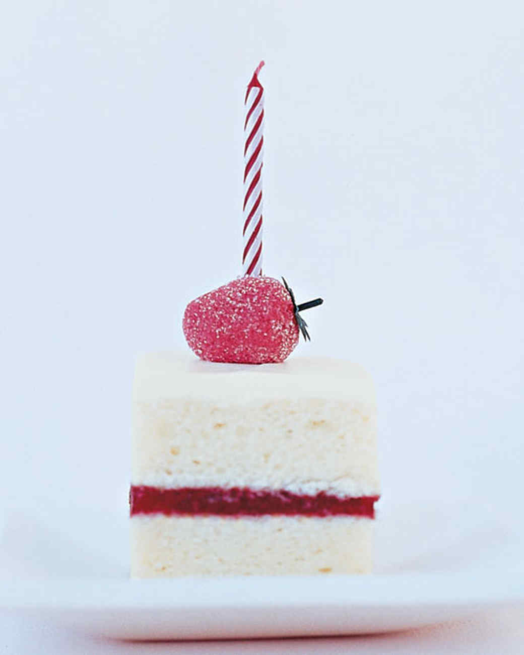 18 Surprising Birthday Cake Toppers Martha Stewart