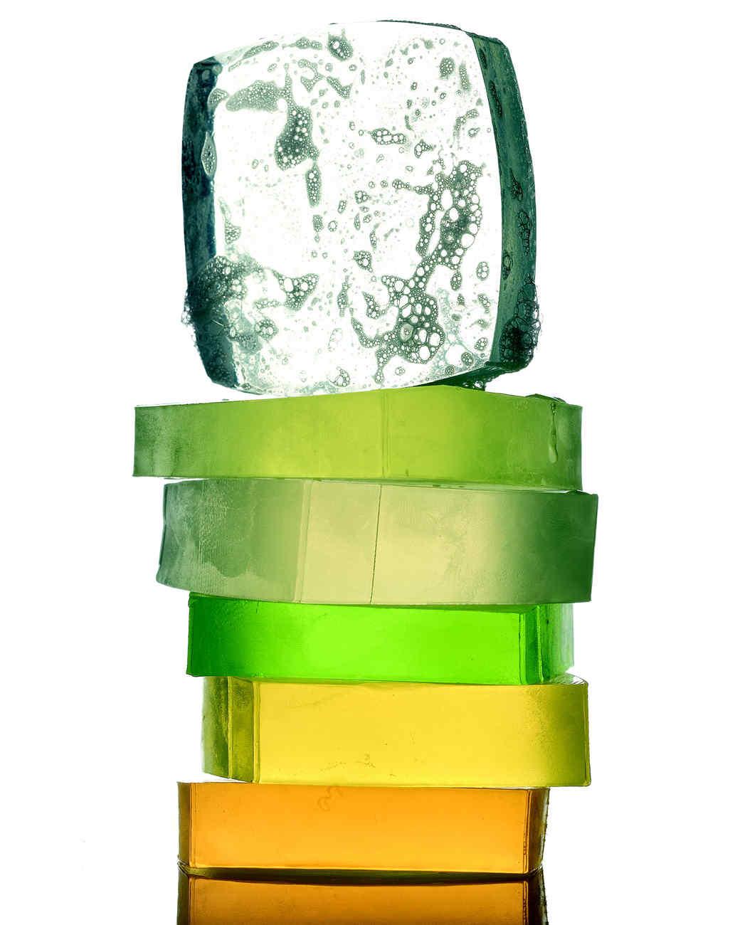 Homemade Glycerin Soap | Martha Stewart