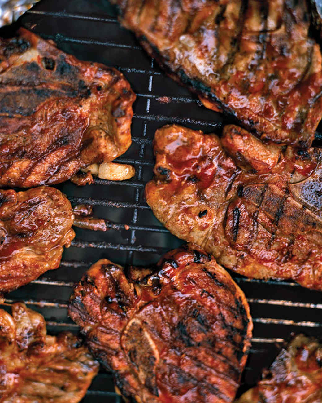 Barbecue Recipes Martha Stewart