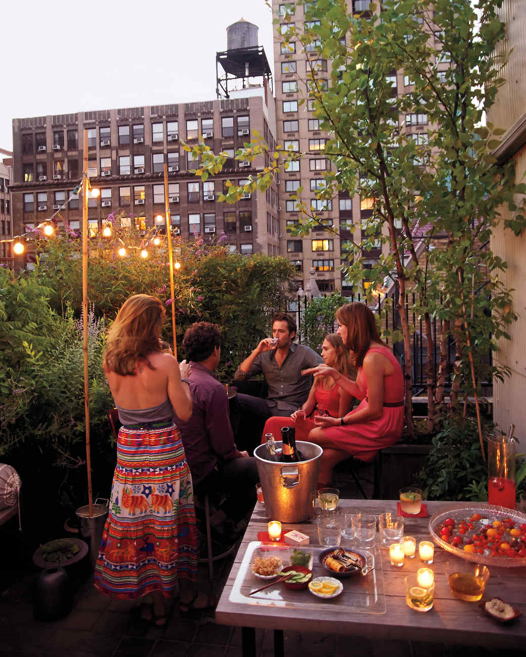 throw a summer solstice party in 12 hours flat martha stewart