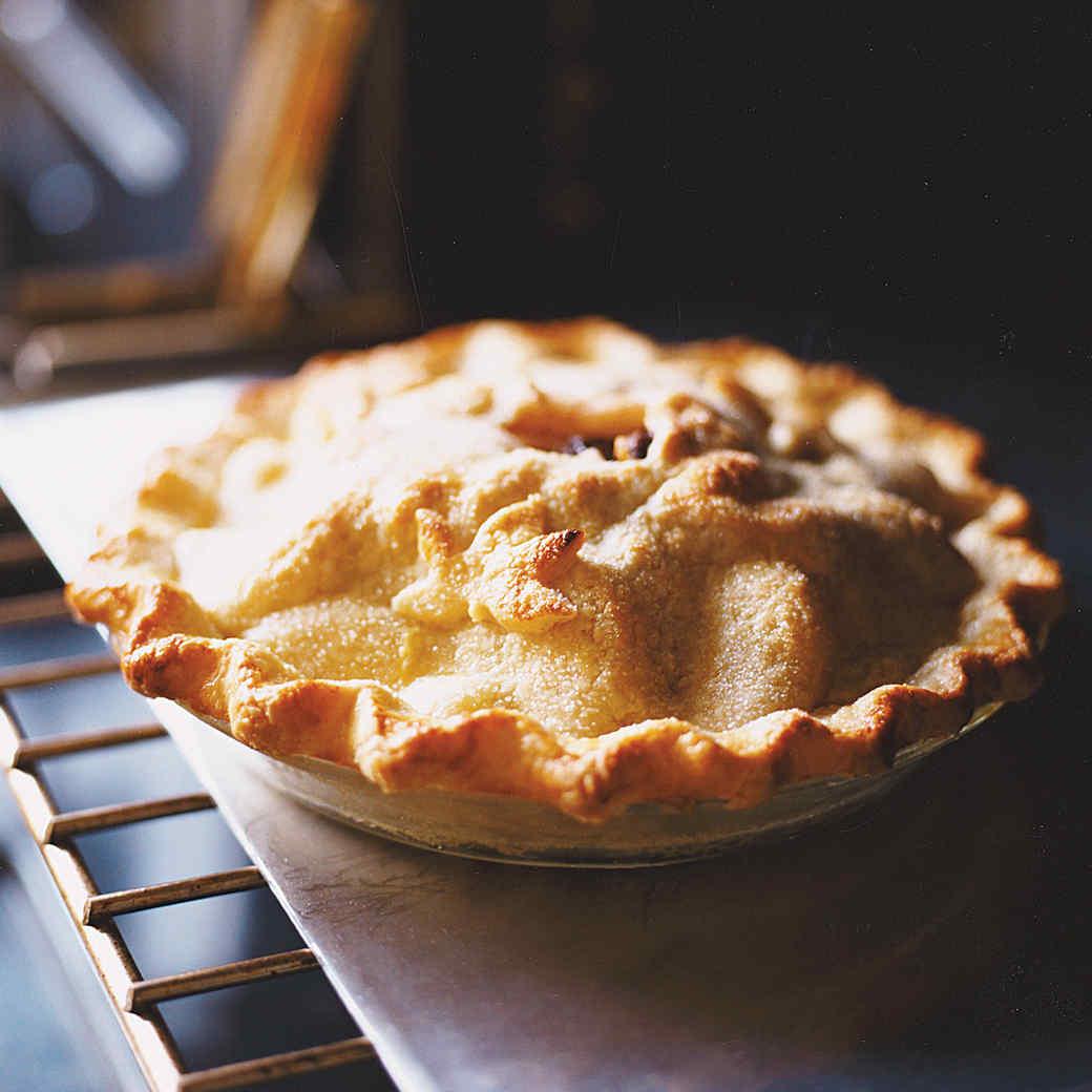 Pear-Fig-Walnut Pie