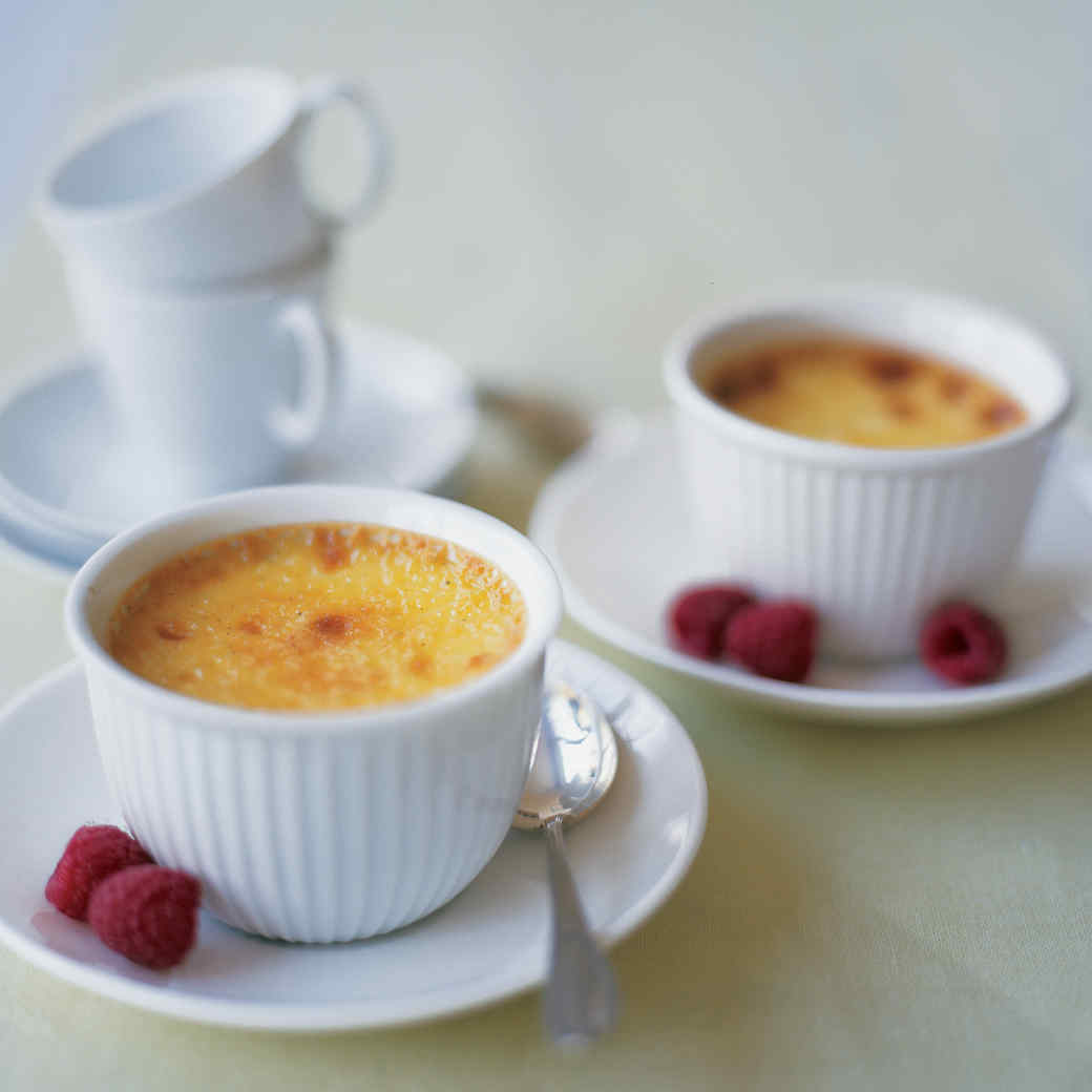 Vanilla Bean Custard