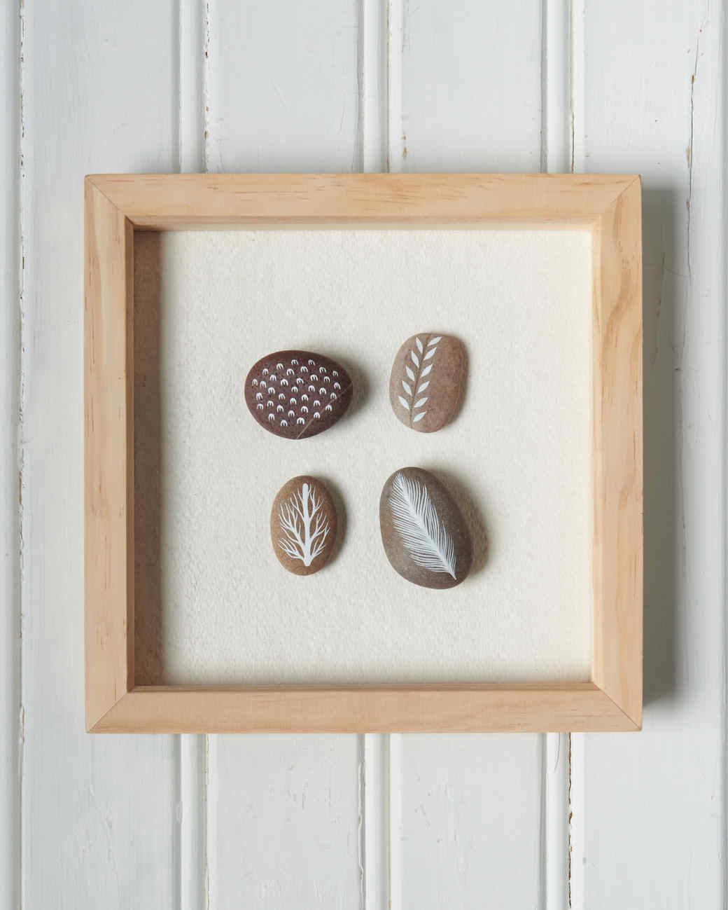 Rock Out: Craft Ideas for Your Rock Collection | Martha Stewart
