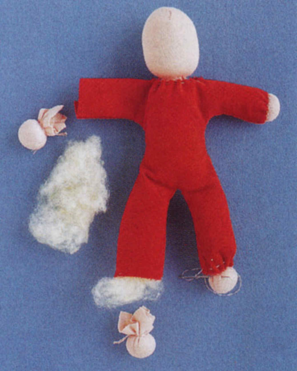 How To Make Handmade Dolls Martha Stewart