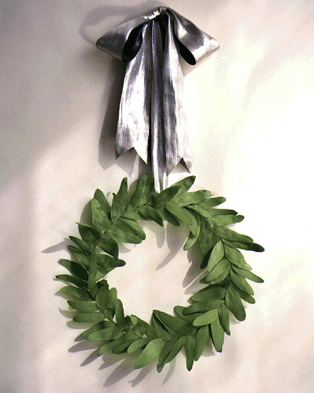 Eucalyptus Wreath Martha Stewart