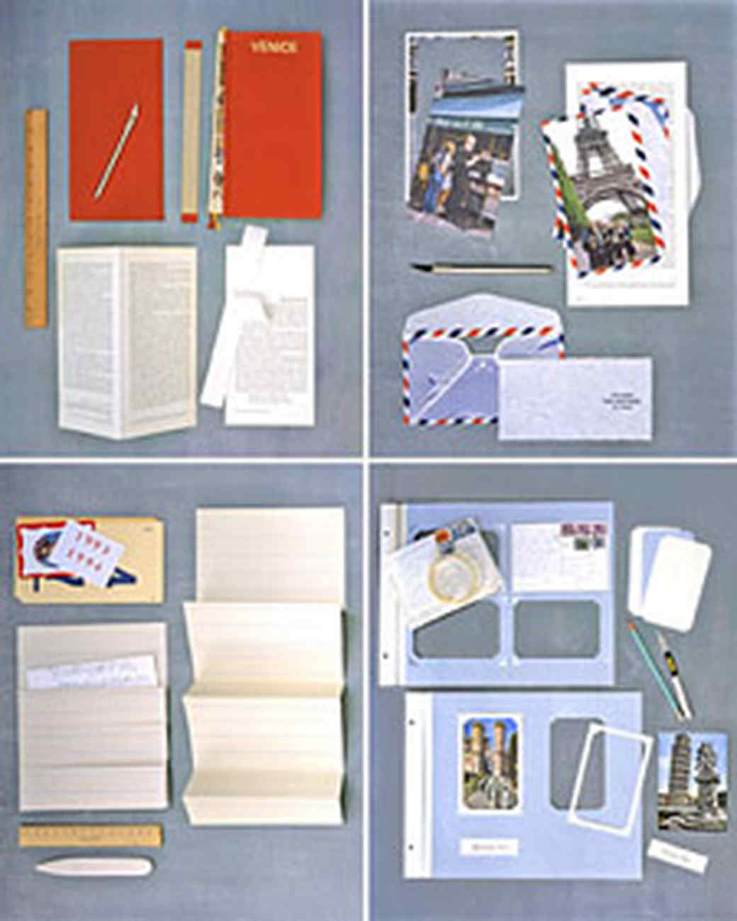 Scrapbook Techniques