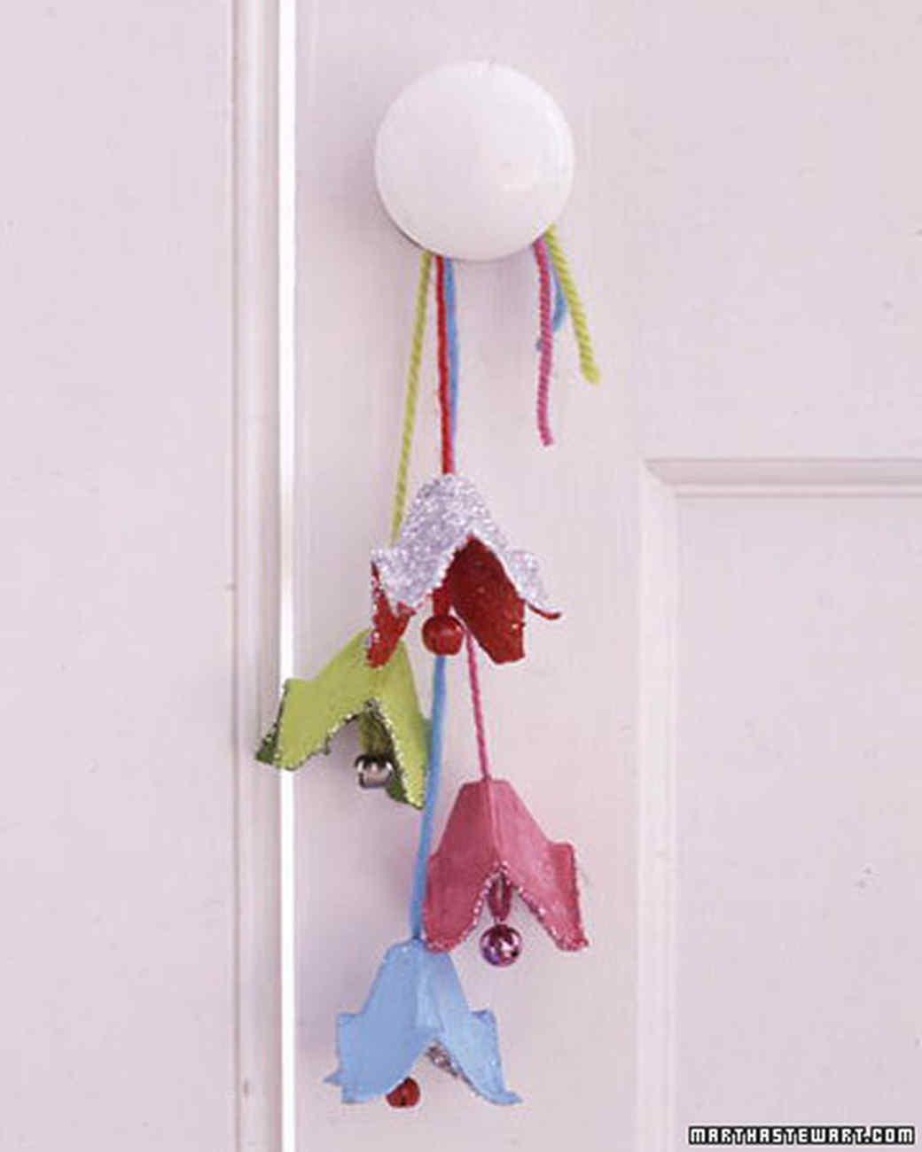 Kid-Made Doorbells