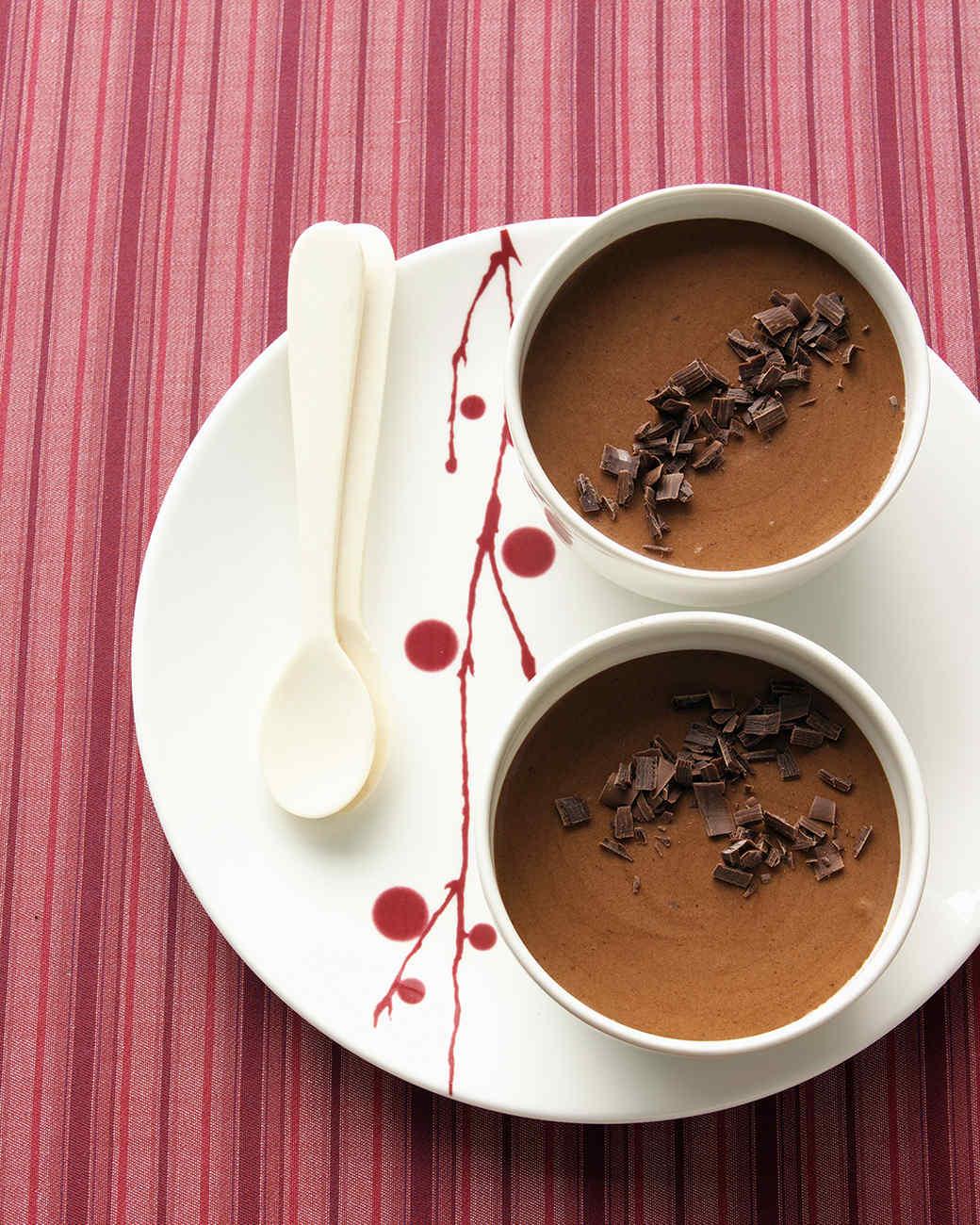 Chocolate Desserts For Valentine S Day Martha Stewart