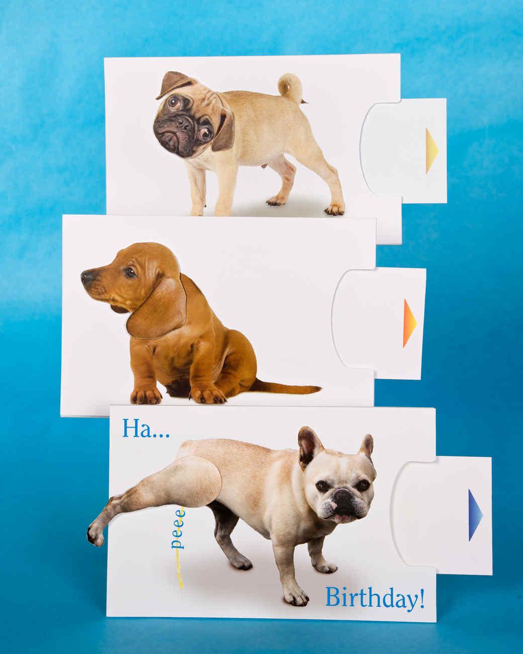 Mechanical Dog Cards