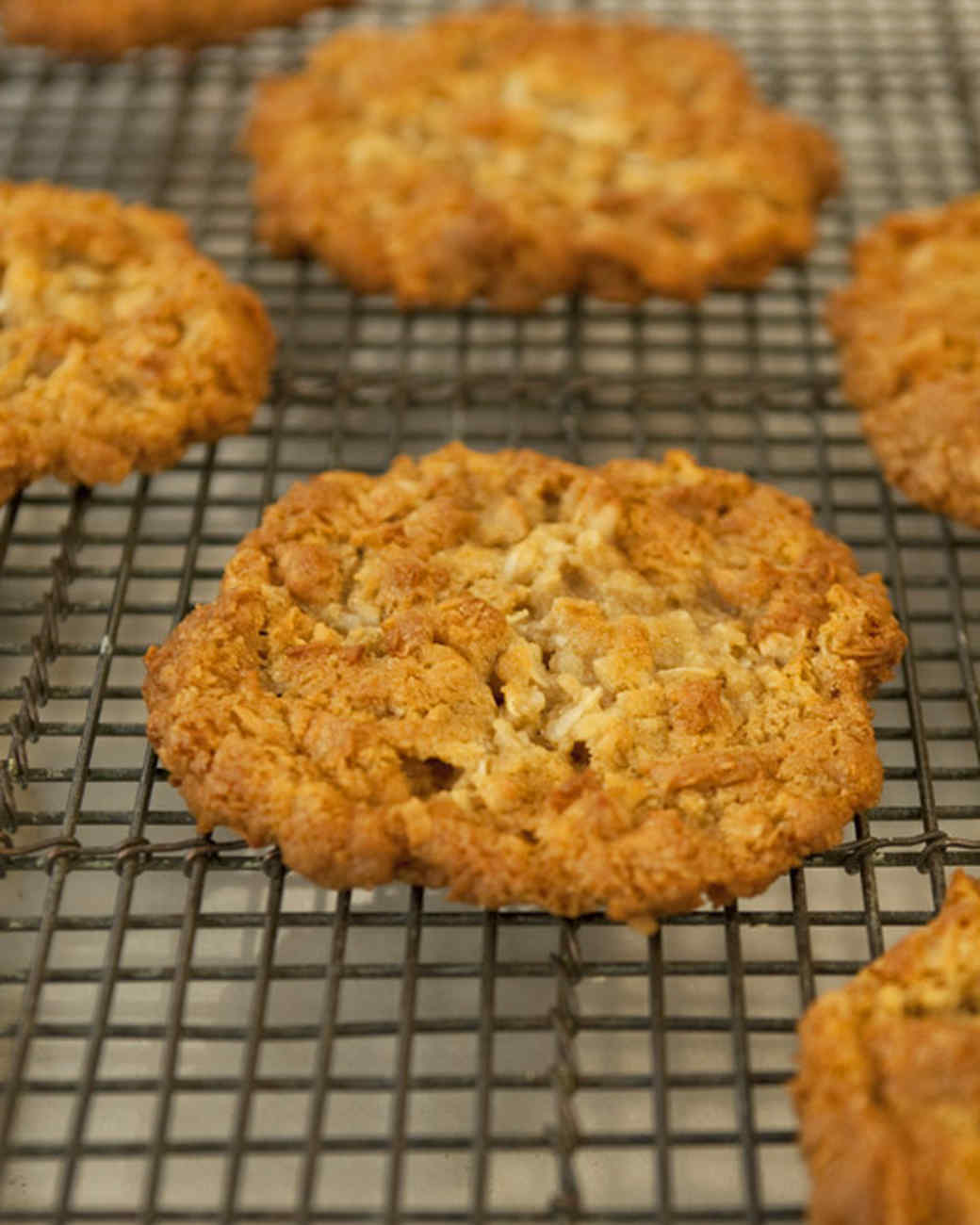 Coconut Cookies Recipe Amp Video Martha Stewart