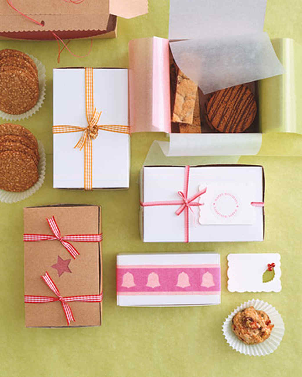 8 steps to hosting a cookie swap martha stewart negle Image collections