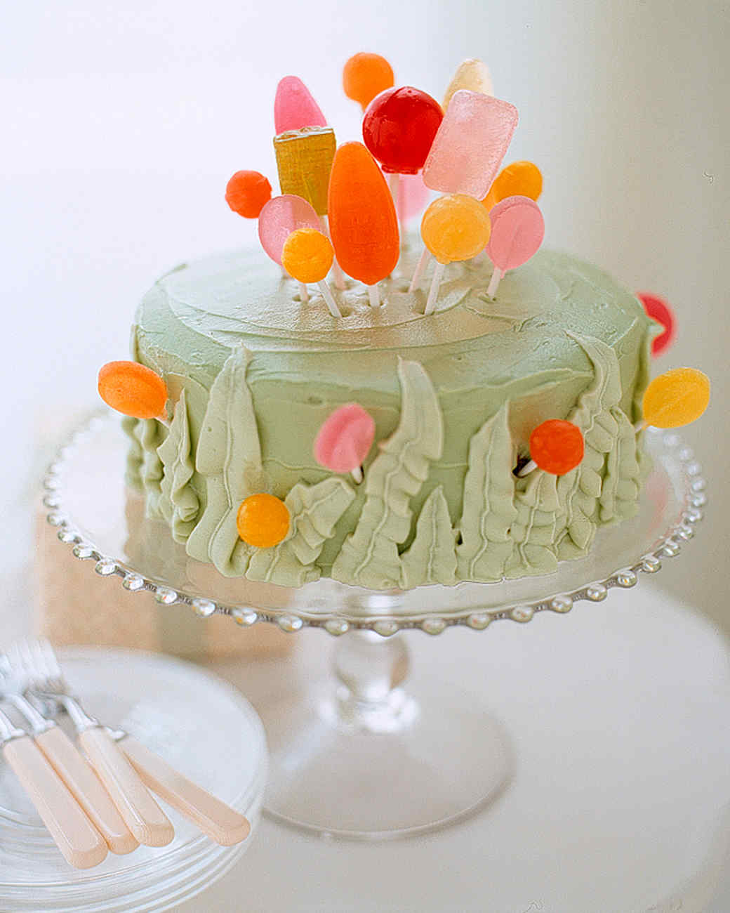 fun birthday cake designs the icing on a perfect party martha stewart - Birthday Cake Designs Ideas