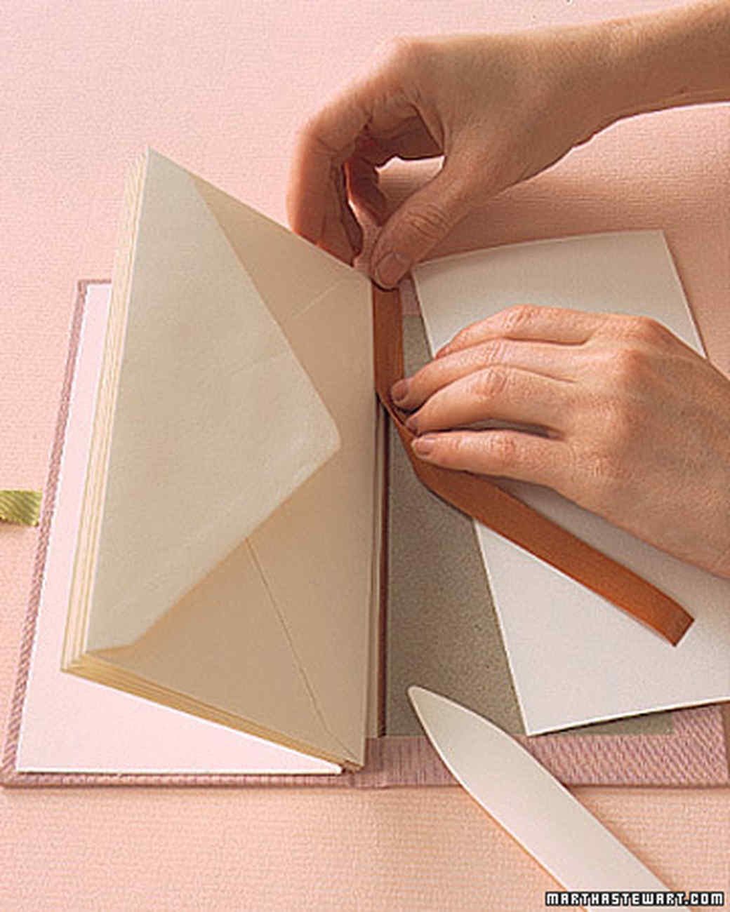 Envelope Books: Cloth Binding How-To