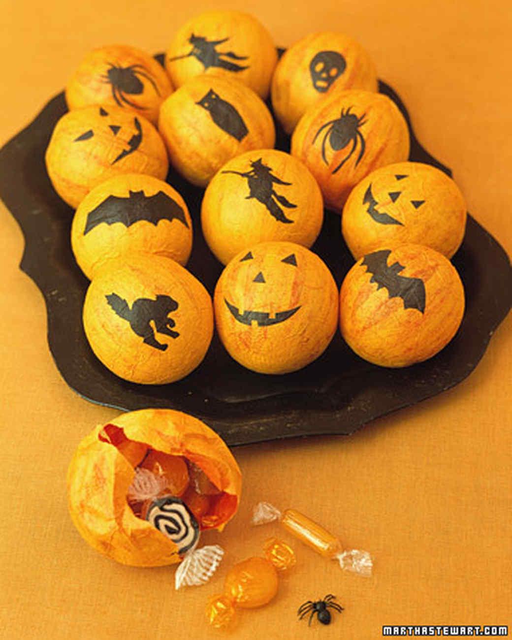Ordinary Halloween Treat Crafts Part - 2: Martha Stewart