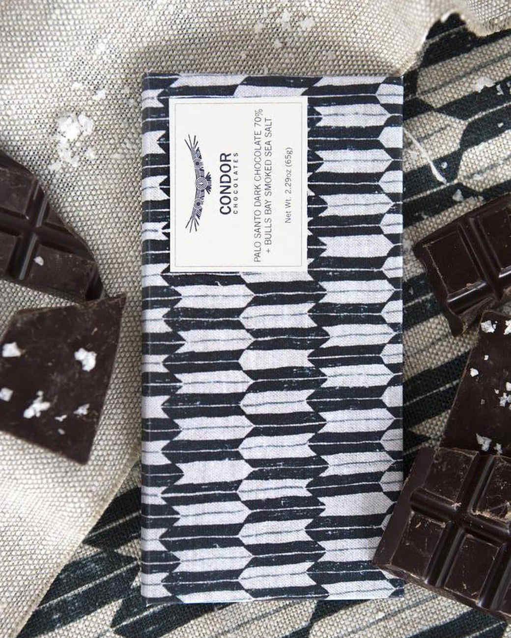 condor smoked salt chocolate