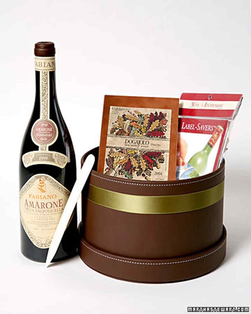 Wine-Label Album Kit