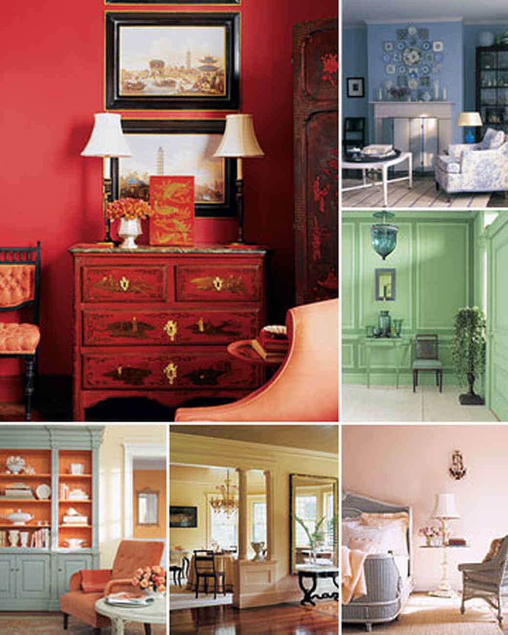 Best of Living\'s Colorful Rooms | Martha Stewart