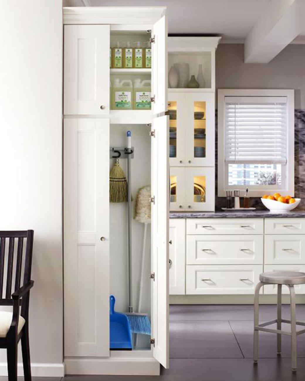 Beautiful Efficient Small Kitchens: Small Kitchen Storage Ideas For A More Efficient Space