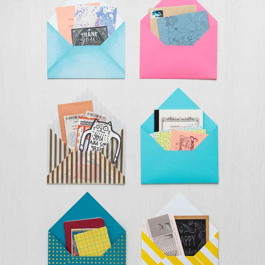 Envelope Organizers