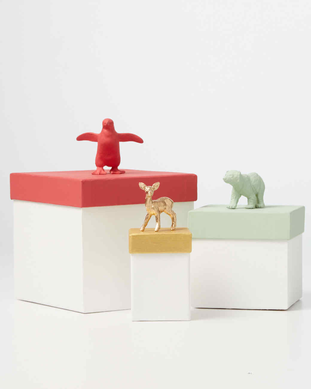 Adorable animal gift boxes for kids martha stewart adorable animal gift boxes for kids negle Image collections