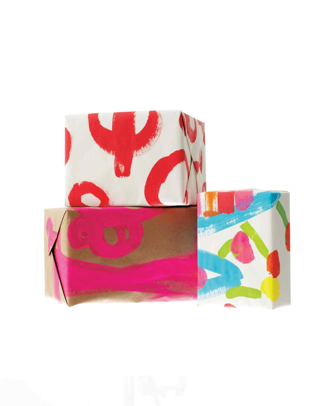 martha stewart wrapping paper