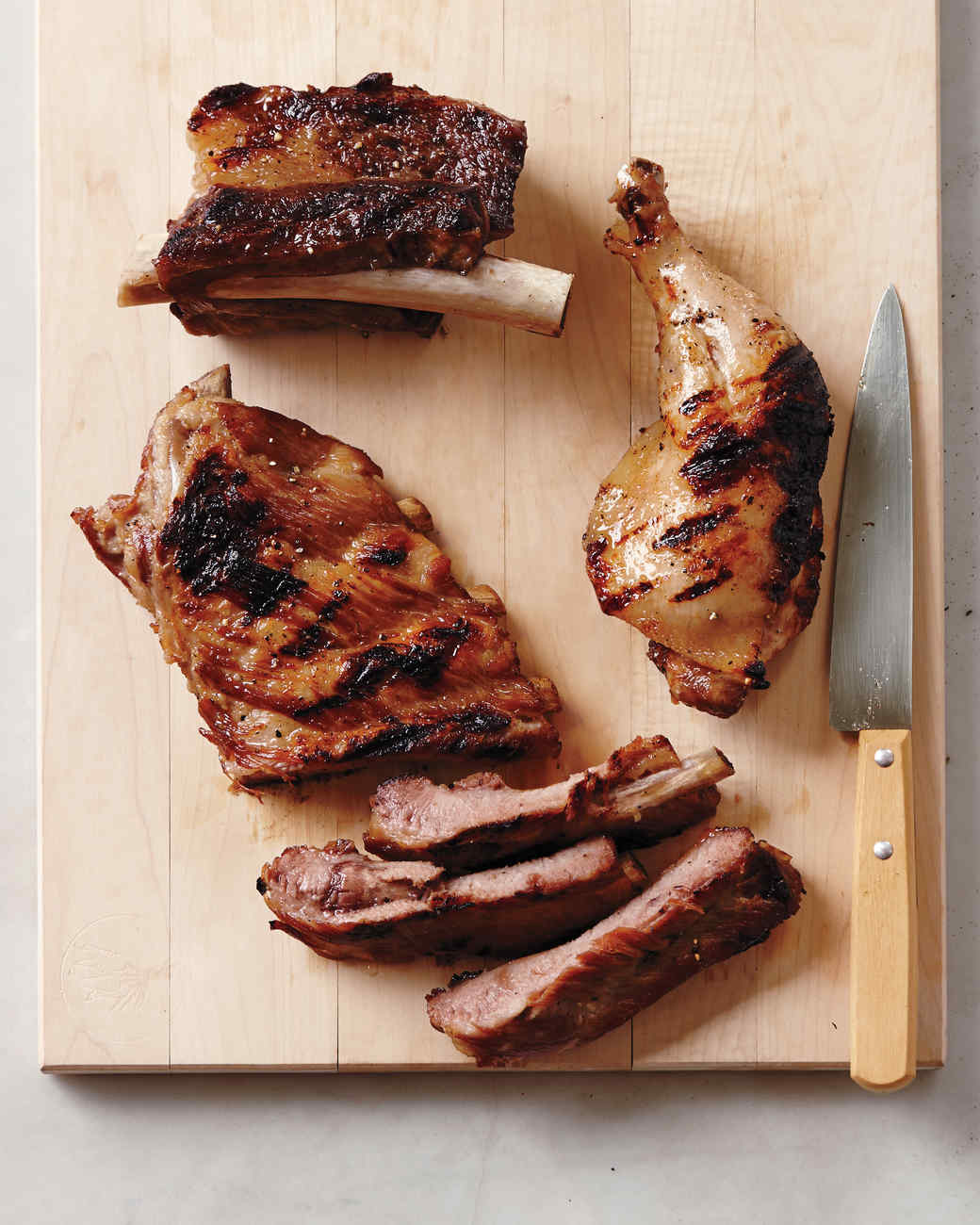 Grilling Shortcut: Brine-Boiling Step-by-Step