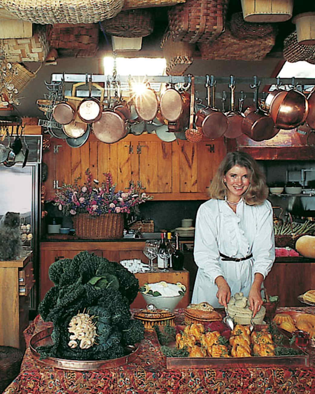 Martha S Turkey Hill Kitchen Martha Stewart