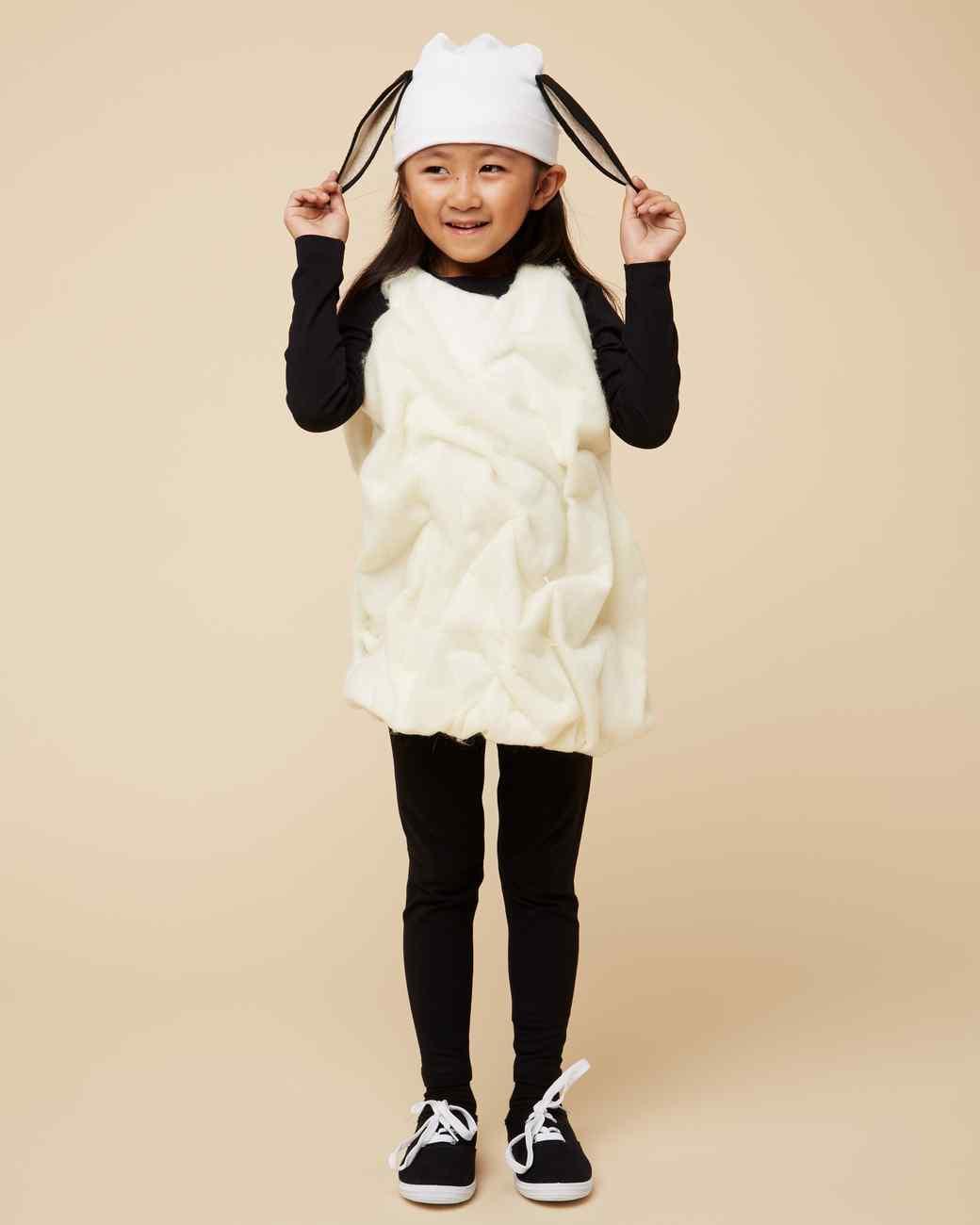 Adult Black Sheep Halloween Costume
