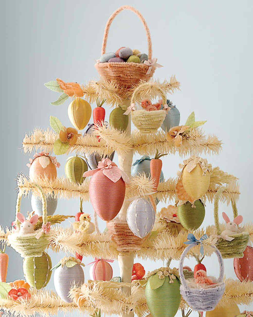 Decorating for easter martha stewart for Easter decorations ideas for the home