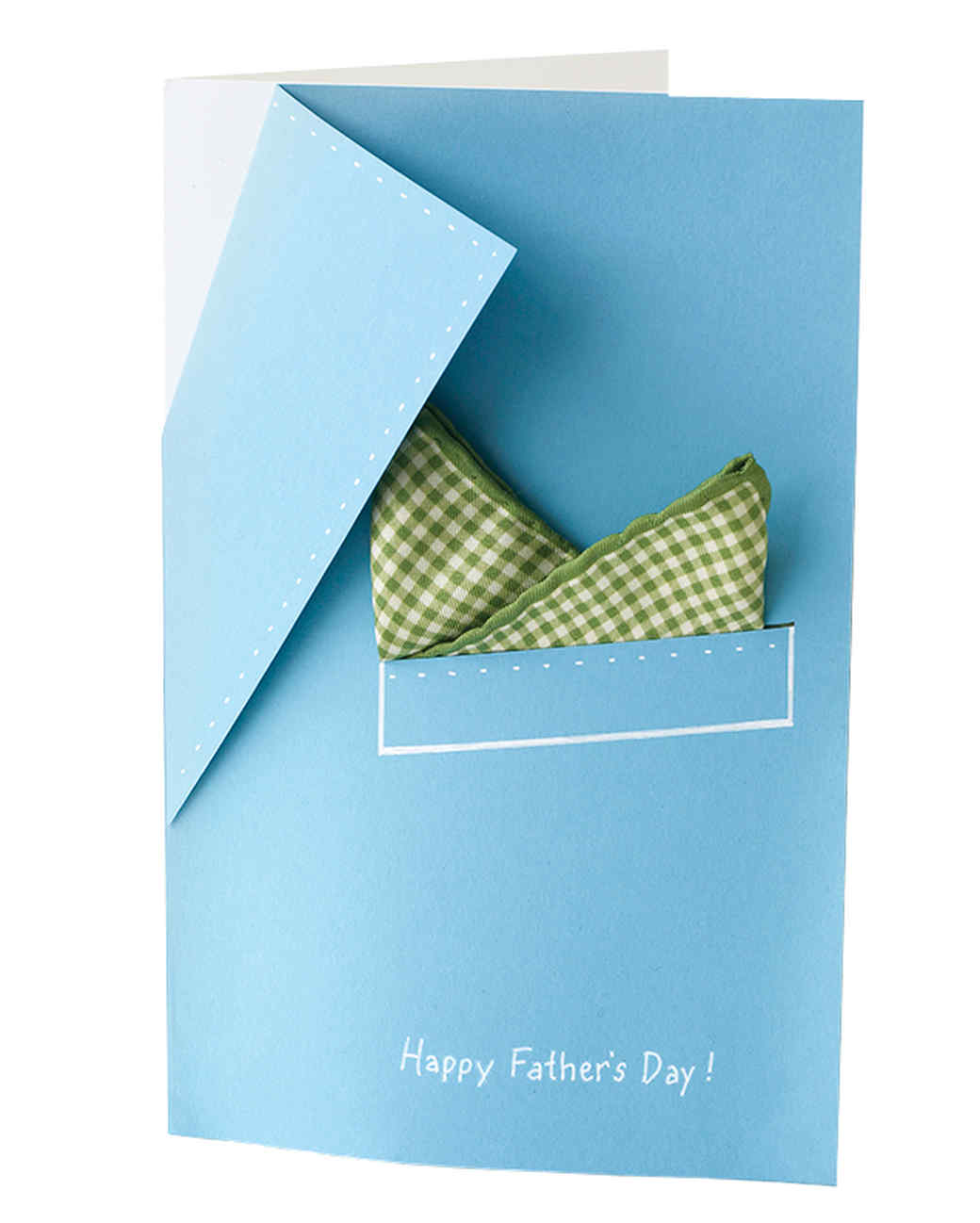Father's Day Jacket Pocket Card