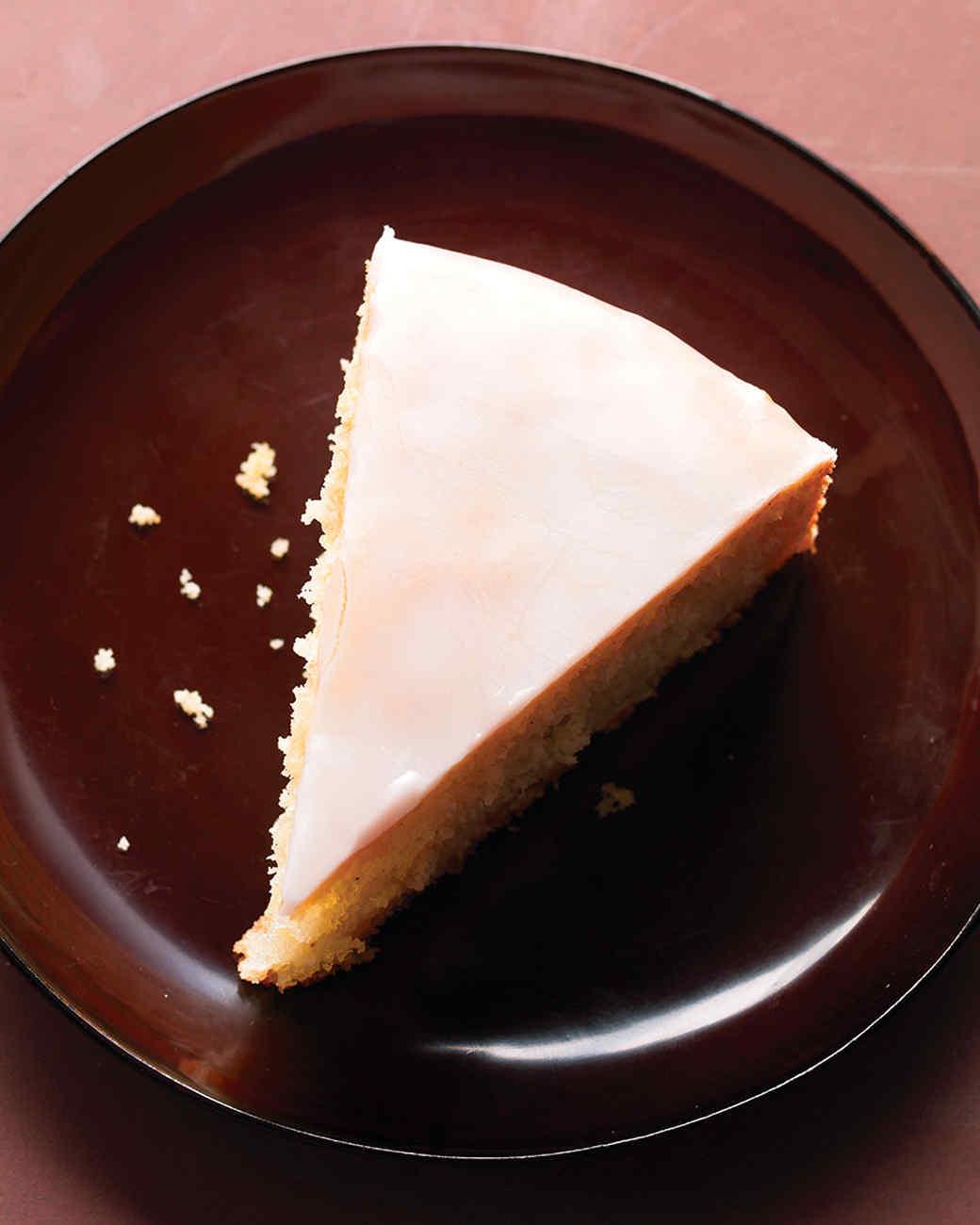 Spiced Lemon Cake